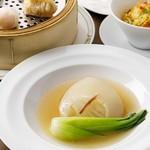 桃煌 - フカヒレ姿煮ランチ ¥3,600