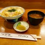 あらき - [2017/07]親子丼(800円)