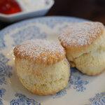 英国紅茶専門店 THE TEA HOUSE  - 手作りスコーン