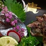 秋刀魚 造り