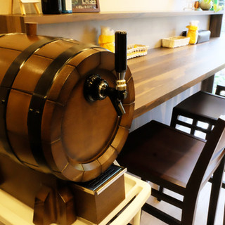 樽詰めスパークリングワイン・ポールスター