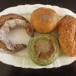 ブレ・ジャン - 料理写真:今回購入したパン