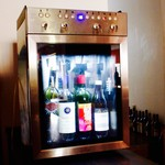 ダ ファビオ - 一度飲んでみたい高級ワインもグラスで飲めます。