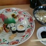 出多寿司 - 料理写真: