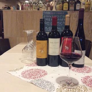 北欧料理とワイン