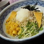 神田錦町 更科 - 冷おろし蕎麦