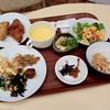 ザ クラウンパレス新阪急高知 - 料理写真:相方のマイ日替り定食