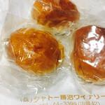 72409936 - クリームパン