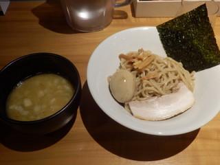 麺希 - つけめん+味玉