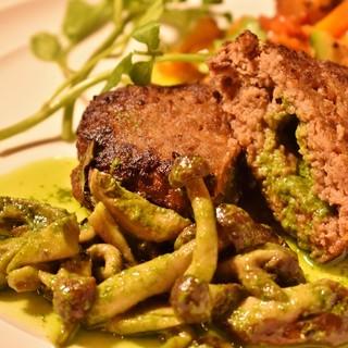 美味しさを追求し続けた、インパクト抜群のイタリアン。