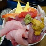 東家 - おみくじ丼A