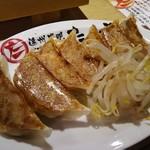 濱松たんと - たんと餃子(7つ) 400円
