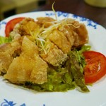 バーミヤン - 油淋鶏(599円)