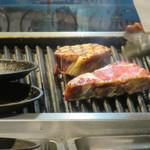 ステーキのB -