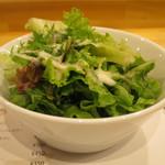 ステーキのB - サラダ