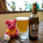 72414594 - ビール ¥500