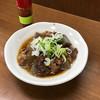 佐野屋 - 料理写真:牛すじ煮込み250円