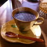 しげんカフェ 花あかり。 - ドリンク写真:モーニングサービスの雑炊セット