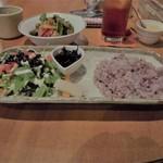 繭蔵 - 五穀米ランチ