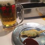 72416886 - 生ビール&青唐