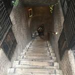72417360 - 階段を降りるとそこは…