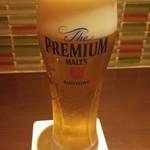 Koume - サントリー プレミアムモルツ樽生