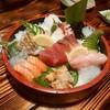 Kanehachi - 料理写真:刺身7点盛1,580円税別。