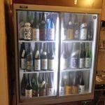 72418091 - たまに行くならこんな店は、洋な雰囲気の佇まいながらも日本酒に力を入れている気がする「利き酒 GRILL Mr.Happy 神保町店」です。