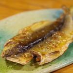 酒房 季肴酒 - 料理写真:鮎の風干し