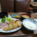 ケルン - サービスランチ 700円