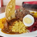 ロッダグループ - 料理写真:ギャミラサ
