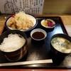 藤吉 - 料理写真:カキフライ定食