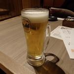 72425401 - 生ビール