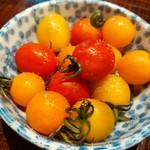 赤身とホルモン焼 のんき - カラフルトマト