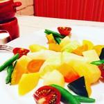 オルトキッチン - 有機野菜のバーニャカウダ