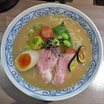 ラーメン専門店 拉ノ刻 - 快涼麺 H29バージョン