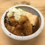 あべちゃん - 牛もつ煮込み