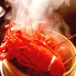 古民家食堂 真田の森 - 料理写真:低価格でロブスターを!
