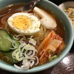加乃季節料理 - 盛岡冷麺