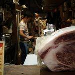 72430996 - 肉・リブ芯ステーキ 150g 2,130円 2017年8月