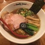 Noodle Stand Tokyo - 「KUROSHIO 煮干ラーメン」850円