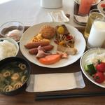 ルークプラザホテル - 料理写真: