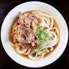 三枝うどん - 料理写真:肉ぶっかけ冷