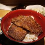 ふくい軒 - 「北陸王」の「ソースカツ丼」