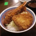 ふくい軒 - 「とんかつ はしや」の「東日本橋ソースカツ丼」
