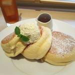 幸せのパンケーキ - 幸せのパンケーキ(1,100円)