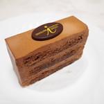 ショコラティエ イナムラショウゾウ - チョコレートケーキ