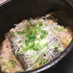 72436678 - 鮎の釜炊きご飯。