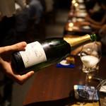ブルーノート東京 - Champagne Serge Mathieu Brut Tradition Pur Pinot Blanc de Noirs