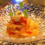 ブルーノート東京 - 穴子と冬瓜のカッペリーニ